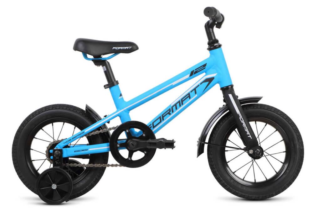 детский велосипед format