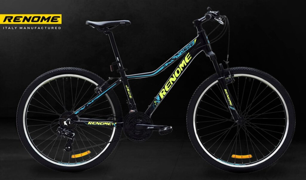 """итальянского велосипеда для подростков RENOME JR 26"""" (2019)"""