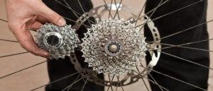 Трещетка на велосипеде