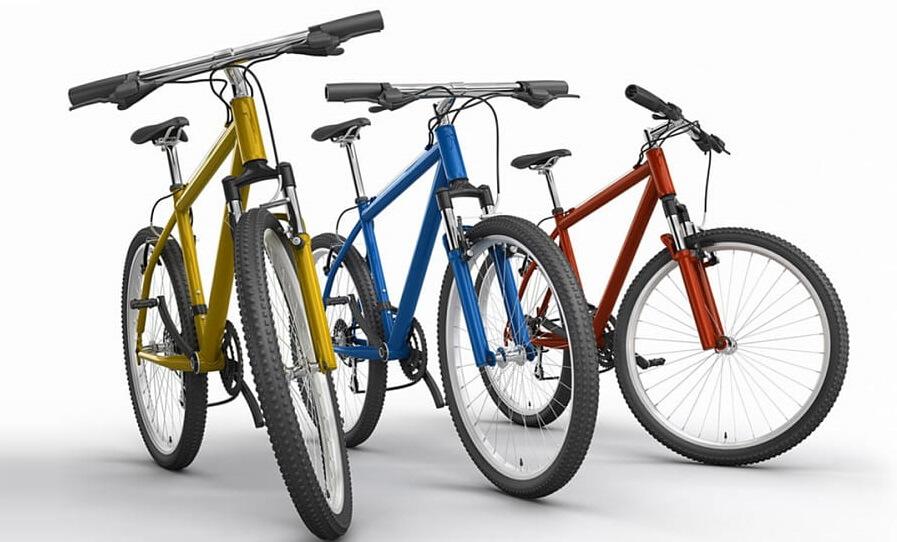 как делают велосипеды