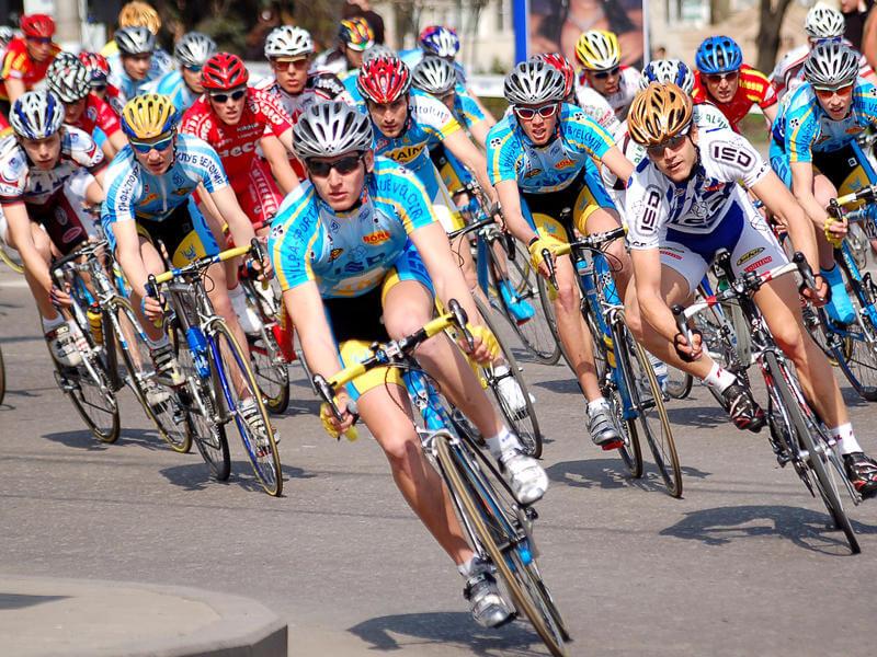 велогонки 2020