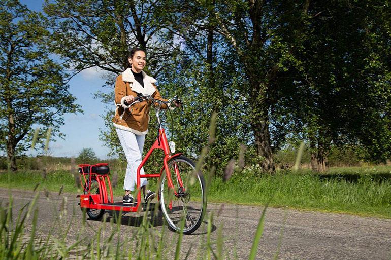 Велосипед идешь а он едет
