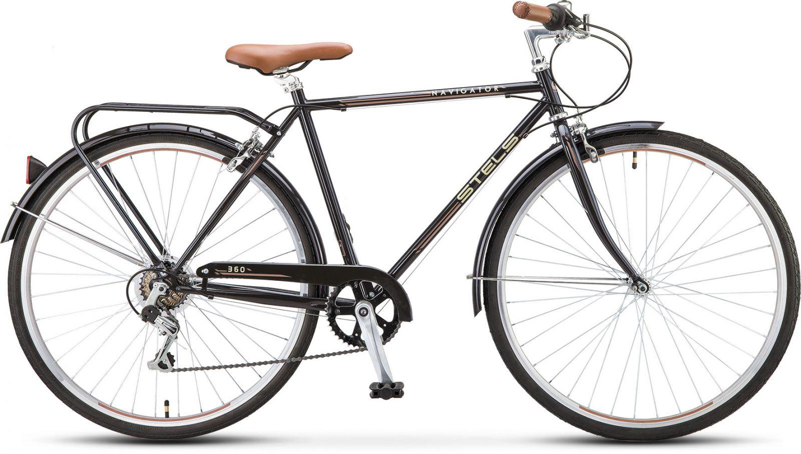 Дорожный городской велосипед