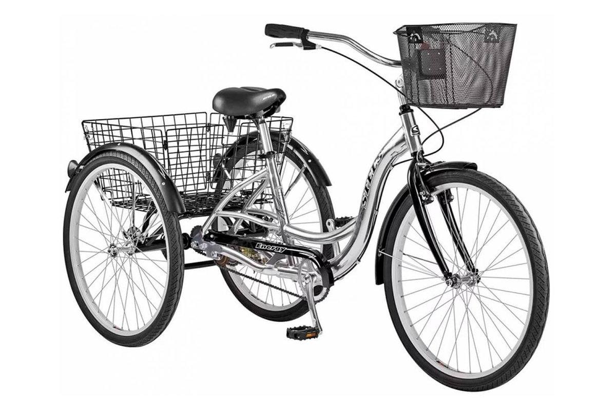 Трицикл от Стелс
