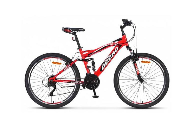 Двухподвесные спортивные велосипеды