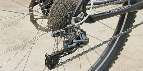 Скорости на велосипеде