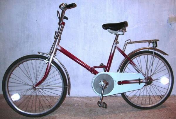 Велосипед Таир